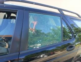 Saab 300um bezpecnosti autofolie
