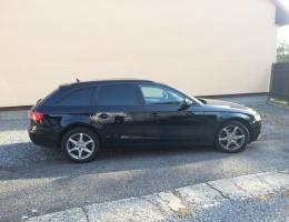 Audi A4 - autofolie Llumar AT 5