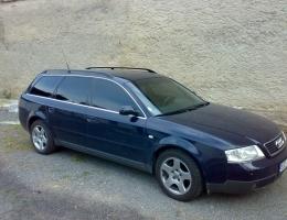 Audi A6 avant s instalovanymi protislunecnimi autofoliemi Llumar AT5,15