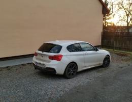 BMW 1 s autofoliemi Llumar