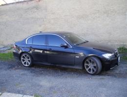 BMW 3 - protislunecni autofolie Llumar ATR5