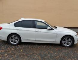 BMW 3 - autofolie Llumar AT5