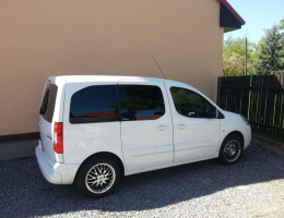 Citroen Berlingo ATR5,35