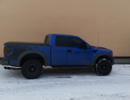 Ford F-150 Raptor AT15