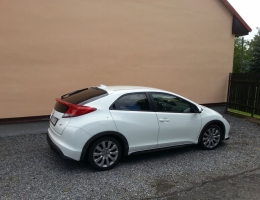 Honda Civic ATR15