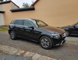 Mercedes Benz GLC s autofóliemi LLumar ATR5CH