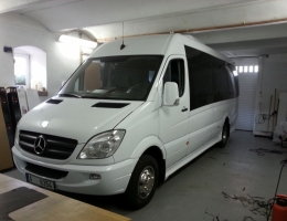 Mercedes Benz Sprinter ATR20