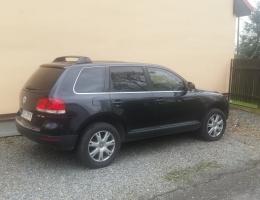 VW Touareg s autofoliemi Llumar AT15,35