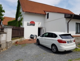 BMW 2 s autofóliemi LLumar AT15GR