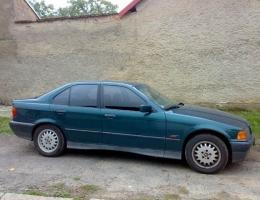 BMW 3 - protislunecni autofolie Llumar