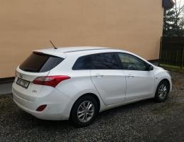Hyundai I30 s autofóliemi LLumar AT15GR