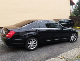 Mercedes Benz S AT15,35