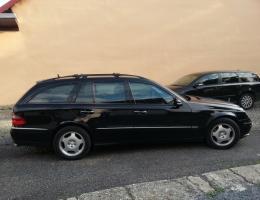 Mercedes E - autofolie Llumar bezpec. 100um+AT35