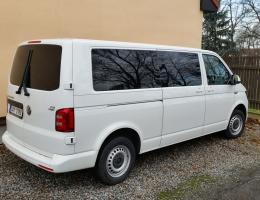 VW Transporter s autofoliemi Llumar AT5
